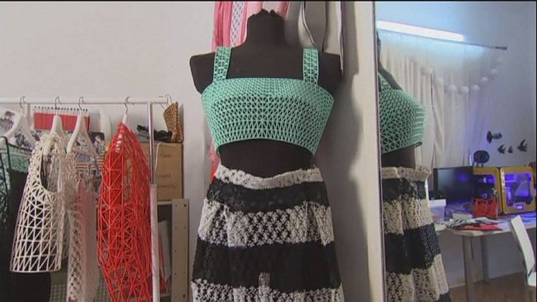 Print your own future fashion at home