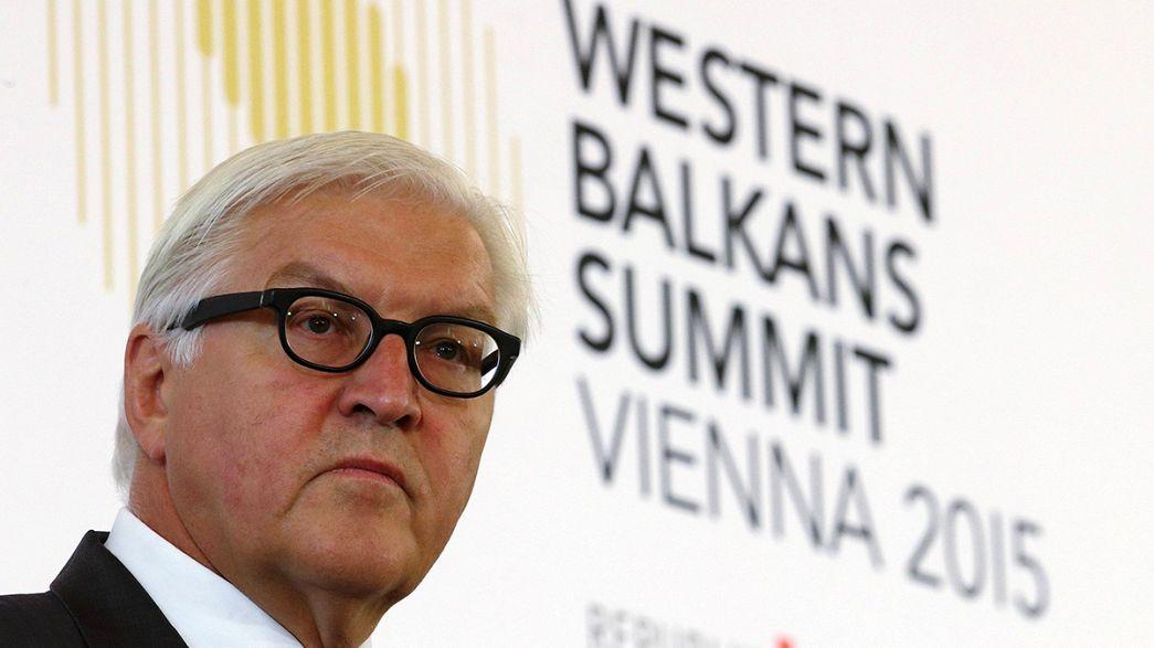 Batı Balkan Zirvesi'nde gündem göçmenler