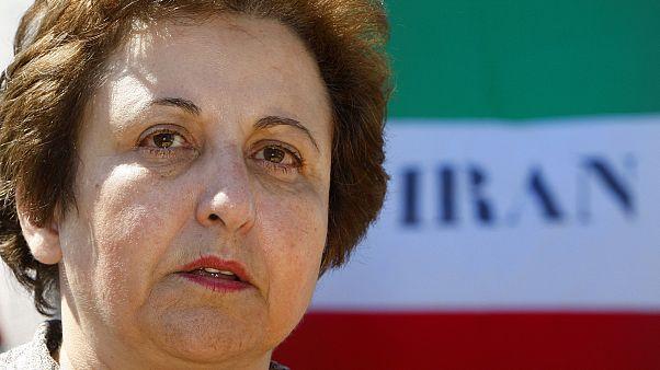 شیرین عبادی: آقای روحانی مسوول بسیاری از حوادث است