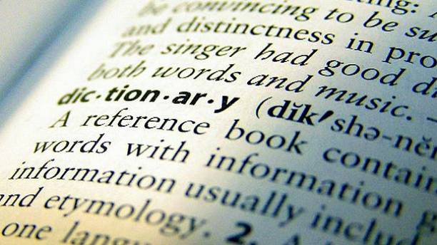 Which new words have made it into the latest English dictionary?