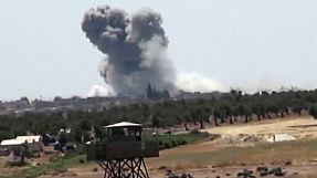 Estado Islâmico avança no norte da Síria
