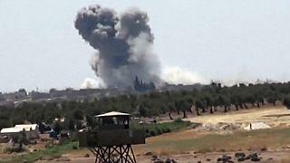 Estado Islámico toma el control de cinco ciudades al norte de Siria