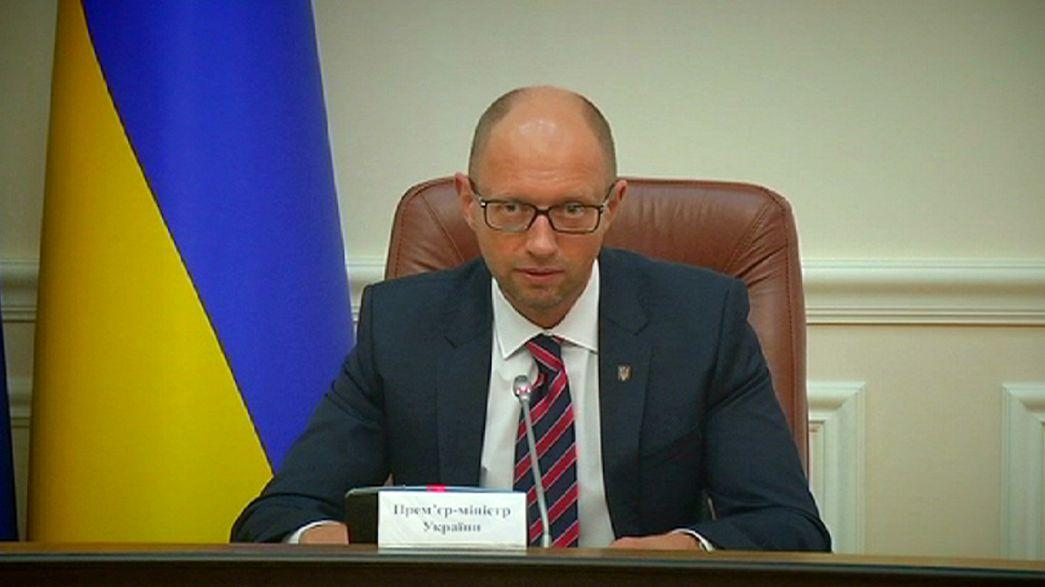Ucrânia garante perdão de 20% da dívida mas Rússia fica fora do acordo