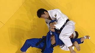 Trstenjak and Nagase win gold on day four of Judo World Championships