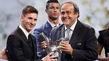 UEFA Év játékosa: Messi másodszor