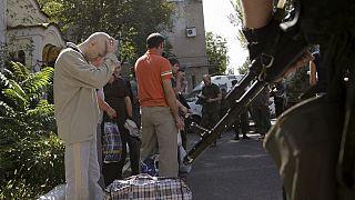 Fogolycsere az ukrán hadsereg és a szakadárok között