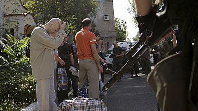 Kiew und Rebellen tauschen 24 Gefangene aus