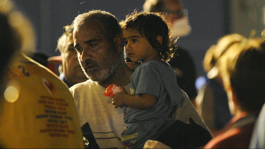Újabb tragédia a Földközi-tengeren, 200 menekült fulladhatott meg