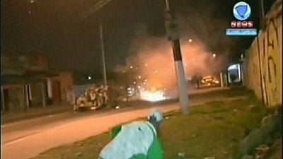 Brasilien: Gewaltsame Proteste gegen Umsiedlung