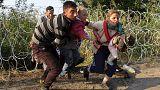 La frontera entre Hungría y Serbia, el tapón de Europa