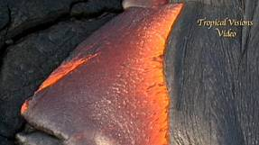 Lava flows from Hawaii's Kilauea volcano