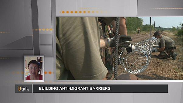 Grenzzäune gegen Flüchtlinge: Darf man das?