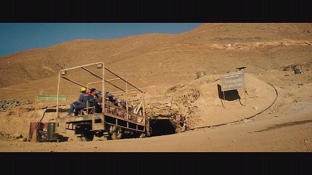 """""""The 33"""": O drama dos mineiros chilenos"""