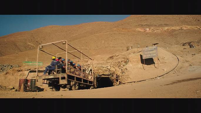 История спасения горняков в Чили на широком экране