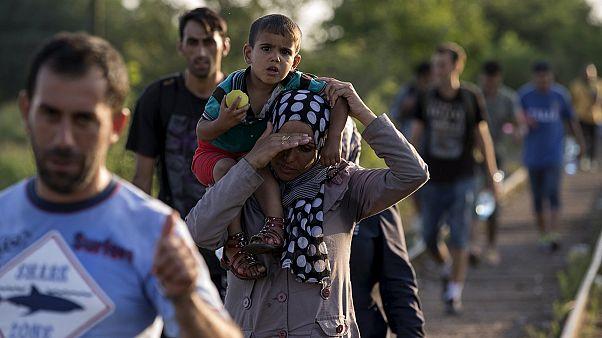 Тема недели в ЕС - миграция
