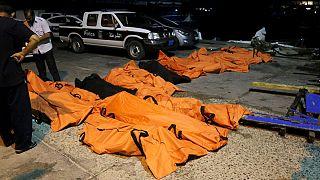 Libia: mare resituisce i corpi di almeno 200 migranti