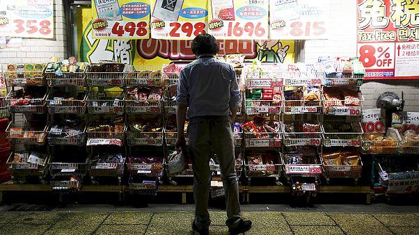 تورم صفر و کاهش مصرف خانوارهای ژاپنی در ماه ژوئیه