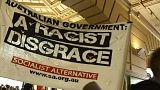 Australianos fazem abortar plano de controlo aleatório de identidade