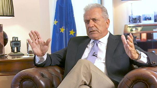 """D. Avramópulos, comisario europeo de Inmigración: """"Europa se opone a toda forma de exclusión"""""""