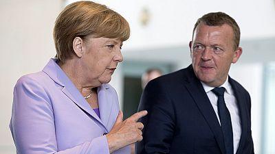 Europas Spitzenpolitiker auf der Suche nach einer Lösung für das Migrantenproblem