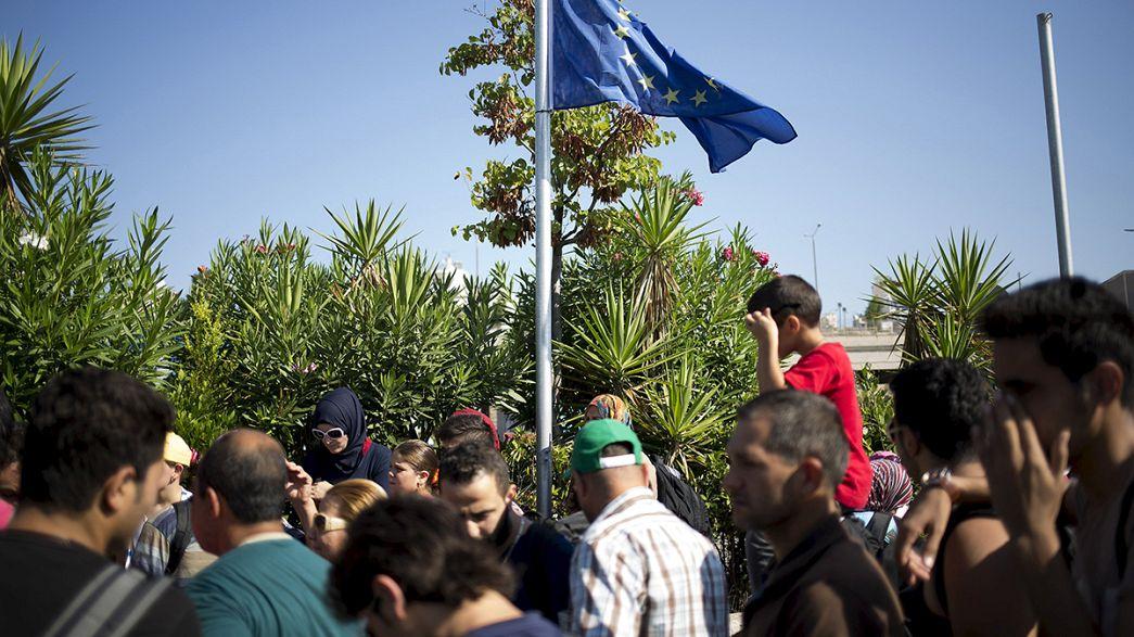L'UE fait face à un afflux de migrants. Voici pourquoi!