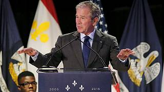 Hurricane Katrina: Bush goes back to New Orleans