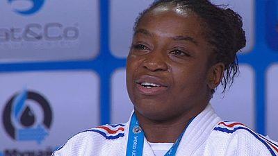 Judo World Championships: Emane claims third career world title