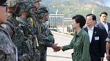 Hatalmas hadgyakorlat Dél-Koreában