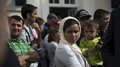 Germany: welcoming and rejecting asylum seekers