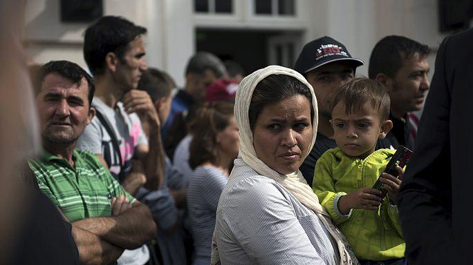 """Almanya'da sığınmacılar için """"hoş geldin"""" etkinliğine onay"""