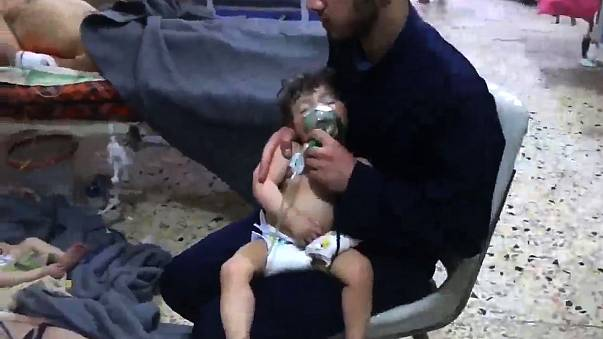 Image: Syrian Chemical Attack