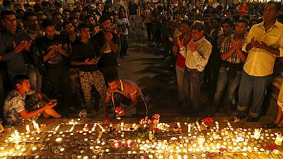 Budapest vigil for 71 found dead on Austrian motorway