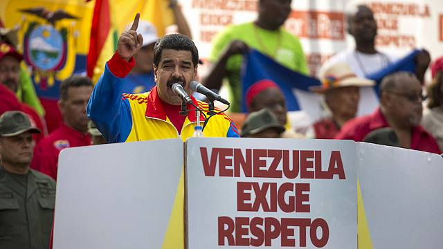 Разгорается пограничный кризис между Венесуэлой и Колумбией