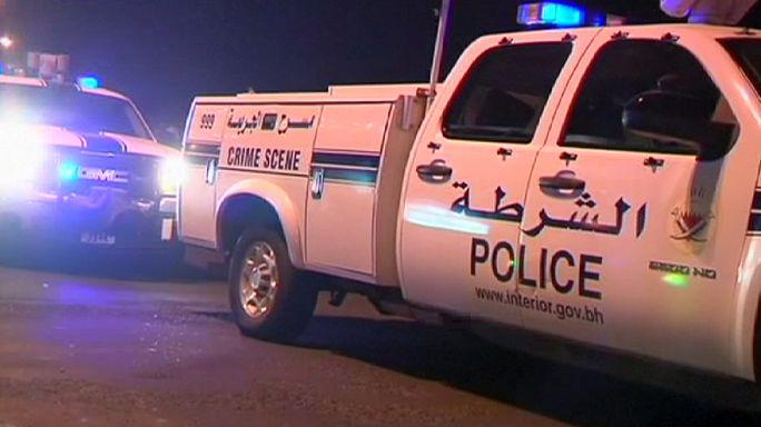 Bomba robbant Bahreinben