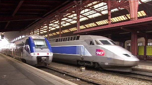 Avrupa'nın tren garlarında sıkı güvenlik önlemleri yolda