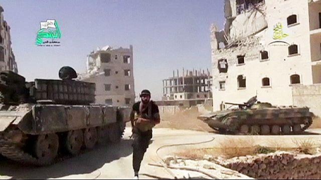 Suriye'de yerel ateşkes bozuldu