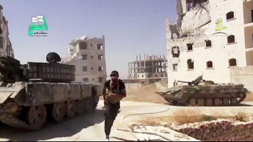 Syrie : fin de trêve dans trois localités
