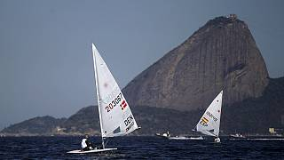 German sailor Heil infected by Rio's polluted water