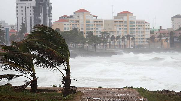 """Тропический шторм """"Эрика"""" ослабел"""