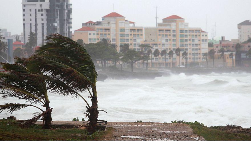 عاصفة إيريكا تخلف عشرين قتيلا في جمهورية الدومينيكان