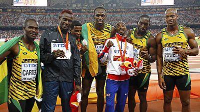 Mondiali atletica: tris di Bolt, oro anche nella 4×100, Farah si prende i 5000m