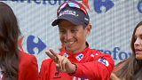 La Vuelta 8. etabı sürprizle sonuçlandı