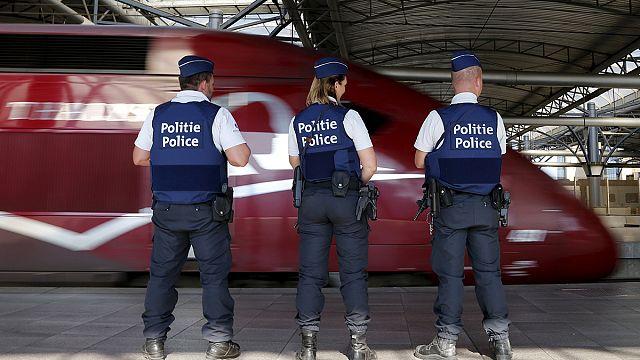 Terrorizmus: Fokozott ellenőrzés a nemzetközi vonatokon
