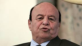'Iranian expansion' warning from Yemen's exiled president Hadi