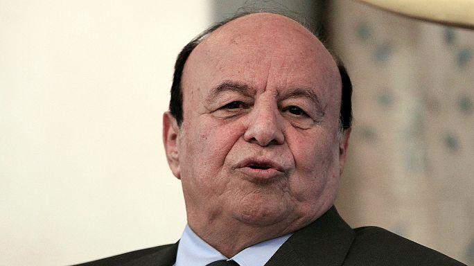 Yemen Cumhurbaşkanı Hadi Sudan'da