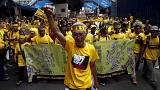 Malasia, crece el descontento tras un supuesto caso de corrupción que implica al primer ministro