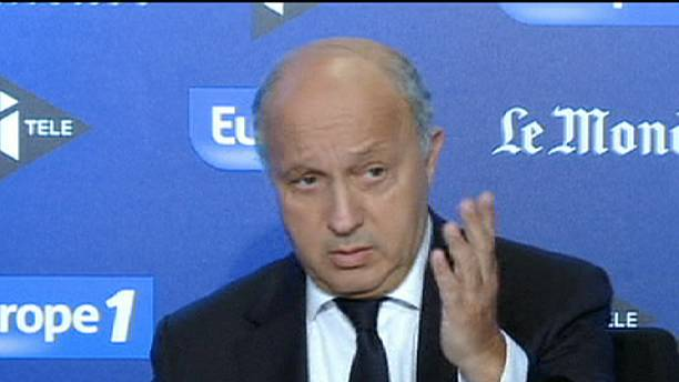 French Foreign Minister Laurent Fabius slams Hungary's 'migrant fence'
