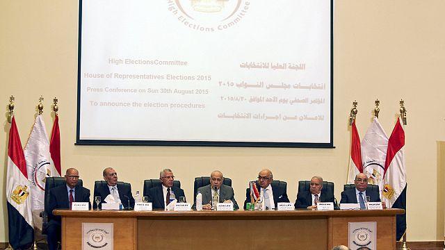 Mısır'da parlamento seçimlerinin tarihi belli oldu