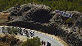 Vuelta: a Dumoulin nona tappa e maglia rossa