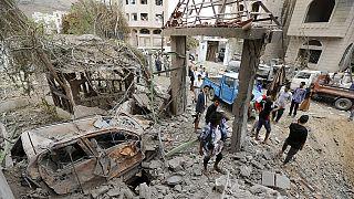 Yemen: Riad intensifica los bombardeos entre rumores de una gran ofensiva para arrebatar Saná a los hutíes